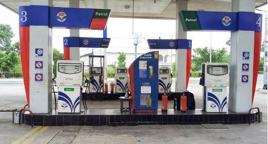 petrole bunks