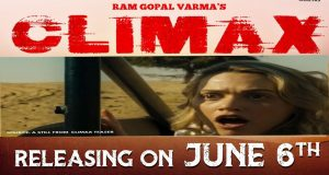RGV Climax release on june 6th