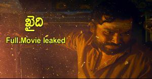 Karthi Khaidi Telugu Full Movie Download