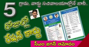 New Ration Card
