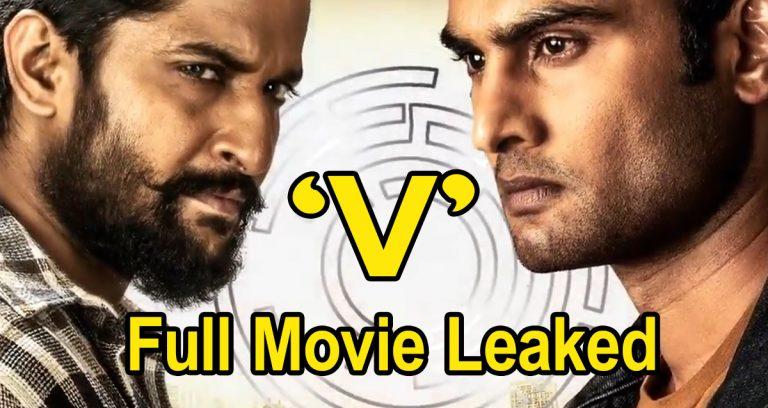 Nani 'V' Telugu Full Movie Download