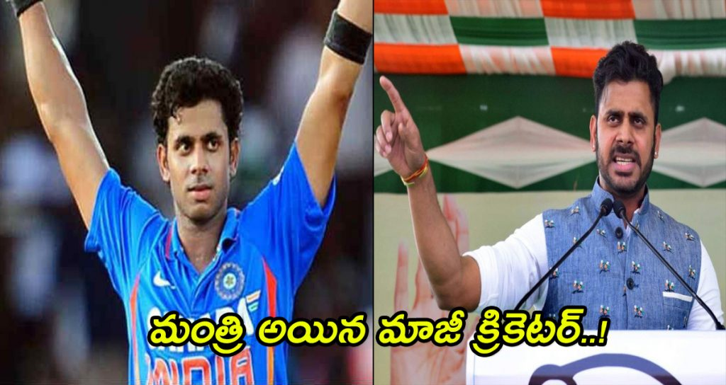 Cricketer Manoj Tiwari